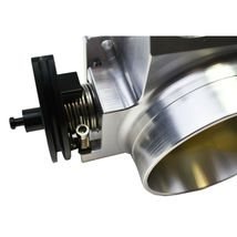 LS LS1 LS3 LS6 LSX Engine 92 MM 4 BOLT Throttle Body, SILVER image 4
