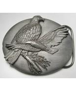 Siskiyou Pewter Eagle Belt Buckle 1990 C1479 - $18.30