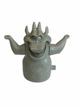 Vtg Hunchback of Notre Dame Hugo Gargoyle Wind Up Disney Toy Figure 1999 - $11.87