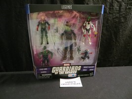 Marvel Legends Series Guardians of the Galaxy Toys R US exclusive set 5 ... - $55.79