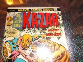 1974 * KA-ZAR # 3 * Solid Fn * Early Mockingbird (Avengers) App.!! 50% Off Guide - $3.50