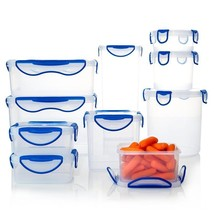 Hefty Clip Fresh 20-piece Leak-Proof Food Stora... - $33.81