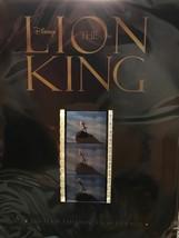 New Sealed Disney The Lion King Limited Edition Film Frames Cells 35 Mm Strip - $9.89