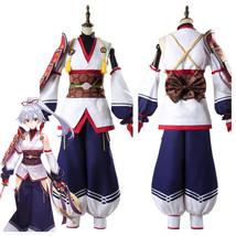 Fate/Grand Order Tomoe Gozen Cosplay Costume Battle Uniform Women Full Set - $95.88+