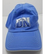 Denver Nuggets Hat Cap Blue Fitted Flexfit Small Medium 240 - $8.77