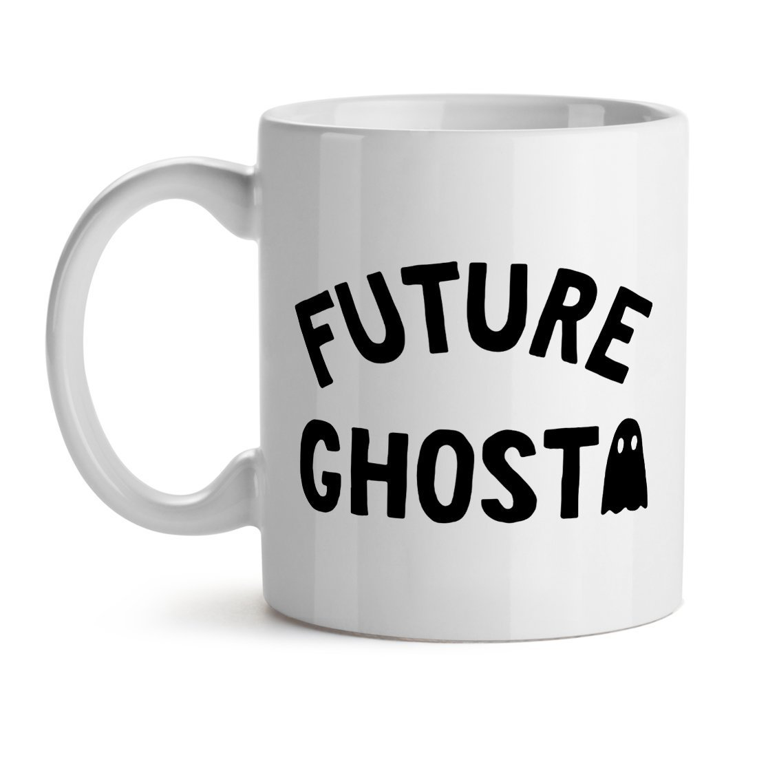 Future Ghost Scary Horror Lol Funny Authentic