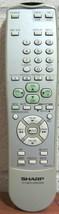 Sharp GA027SA TV Remote 27UF810 32UF800 32UF810 32US710 36UF810 27US710 36UF500 - $12.49