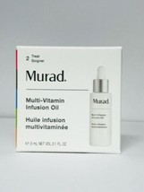 Murad Multi Vitamin Infusion Oil 0.1 oz. Sample Size, NIB Step 2 Treat - $10.99