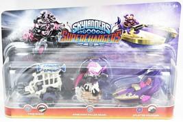 Skylanders Superchargers Tomb Buggy Bone Bash Roller Brawl Splatter Splasher image 1