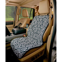 Car Bucket Seat Cover -Seat Protection Covers for Pet & Dog - Damask Design - $13.46