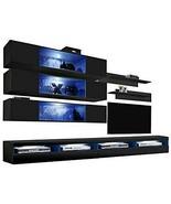 Meble Furniture & Rugs Fly J3 35TV Wall Mounted Floating Modern Entertai... - $2,341.31