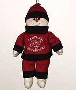 Tampa Bay Buccaneers Snowflake Friends 10 Inch**Free Shipping** - $17.00