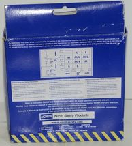 North Safety Products 770030L Silicone Half Mask Large Cartridges Not Included image 5