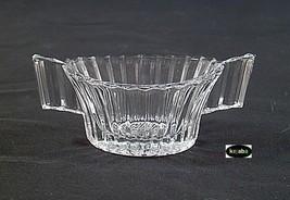 Heisey Ridgeway Crystal Sugar Individual - $14.95