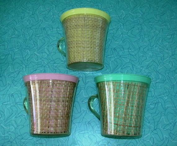 Burlap cups