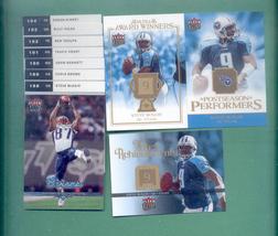 2006 Fleer Ultra Tennessee Titans Football Team Set - $3.00