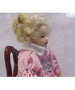Girl Dressed Heidi Ott HOXC024 Dollhouse pnk st... - $81.00
