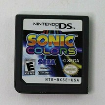 Sonic Colors (Nintendo DS, 2010) Cart Only Tested - $11.95