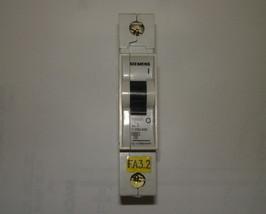 Siemens 1 Pole Circuit Breaker 5SX21 C1 - $5.00