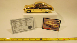 National Motor Museum Mint Legends in Gold 1:32 Scale 1949 Mercury Coupe  - $28.40