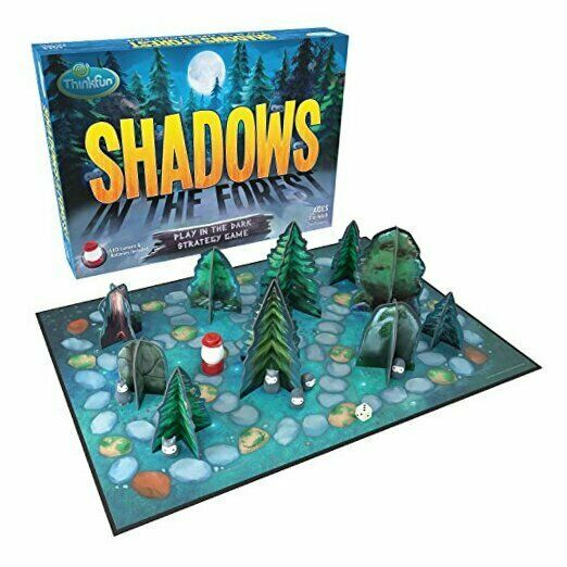Primary image for ThinkFun Shadows in the Forest Play in the Dark Board Game for Kids Standard