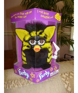 Original 1999 FURBY Bumblebee Furby Model 70-800 NRFB Never Removed From... - $59.99