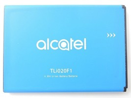 Alcatel OEM 4.35V Li-ion Cell Phone Battery Ideal Xcite CAMEOX 5044R AT&... - $12.99
