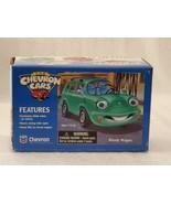 VINTAGE CHEVRON CAR WENDY WAGON COLLECTIBLE CAR 1996 GREEN BY TECHRON FO... - $19.75