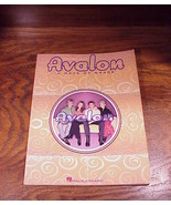 Avalon A Maze Of Grace Song Book, 10 songs, songbook - $7.95