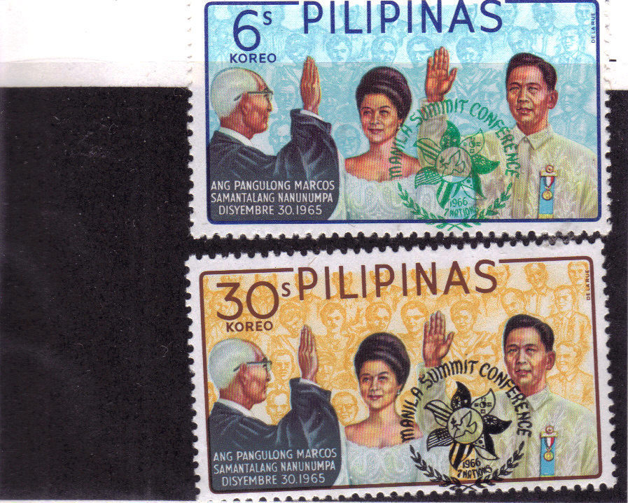 Stamps marcos