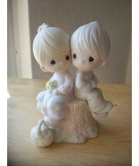 """1978 Precious Moments """"Love One Another"""" Figurine  - $25.00"""