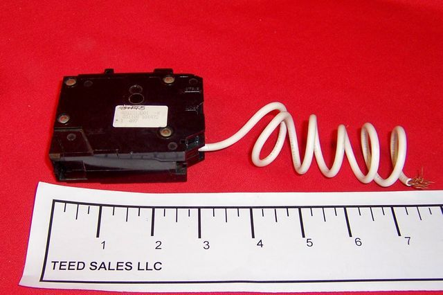 Cutler Hammer GFCG115 Ground Fault Curcuit Breaker 15 amp