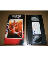 STARTREK II: THE WRATH OF KHAN (VHS, 1982), Used - $3.95