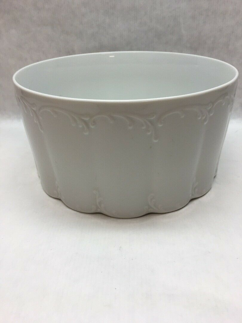 Primary image for Vintage Rosenthal Classic Rose Monbijou Embossed  Bowl 7.5 inches Germany MCM