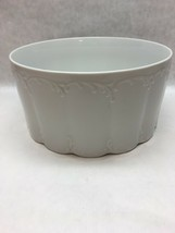 Vintage Rosenthal Classic Rose Monbijou Embossed  Bowl 7.5 inches German... - $108.15