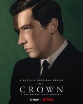 The Crown Poster British UK TV Series Art Print Size 11x17 24x36 27x40 3... - $10.90+
