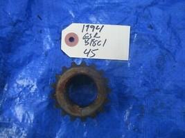 92-95 Acura Integra GSR timing gear pulley fluctuation gear B18C VTEC B1... - $39.99