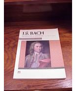 Johan Sebastian Bach Inventions and Sinfonias Song Book, 606 - $8.95