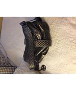 Michael Kors Gunmetal Grommet Handbag - $190.00