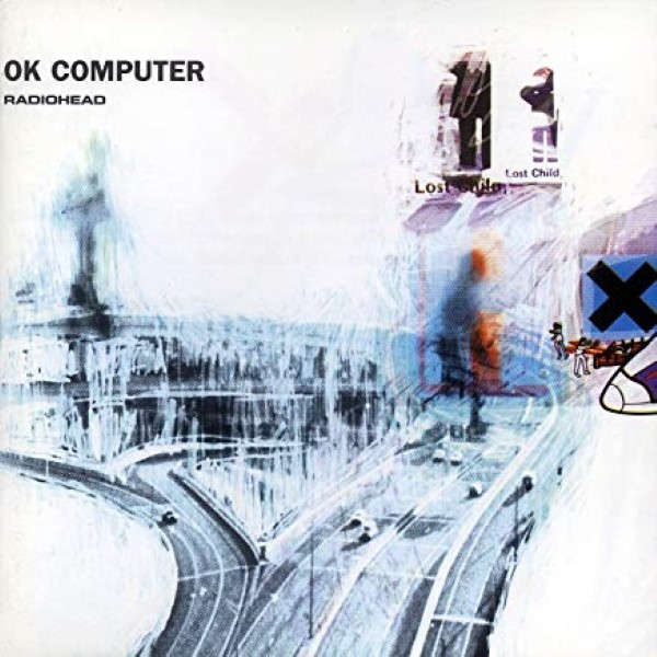 OK Computer by Radiohead Cd
