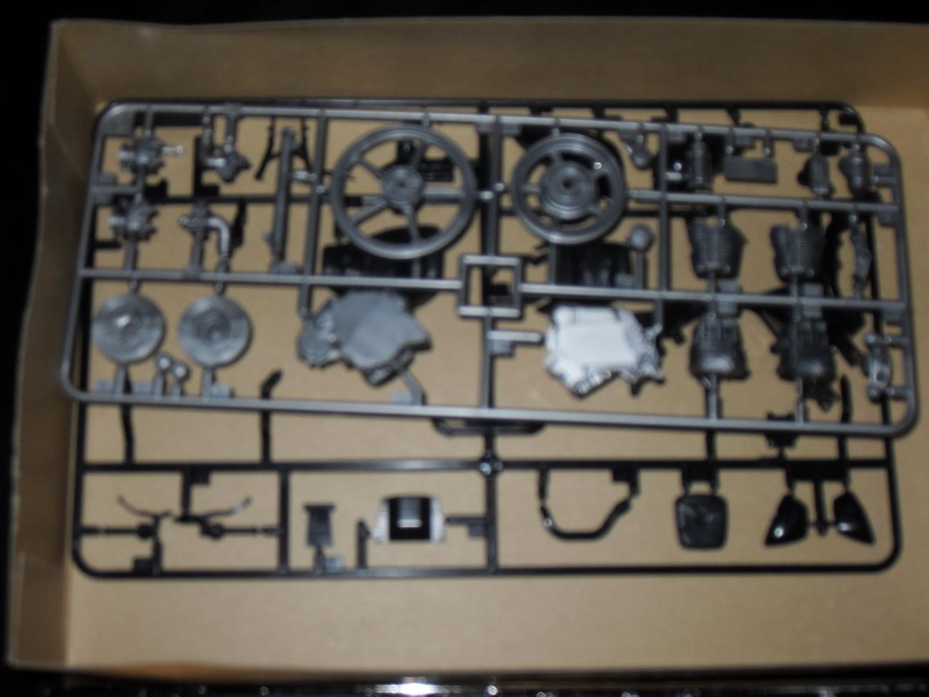 1985 Tamiya Model Kit Yamaha XV1000 Virago 1/12 Scale
