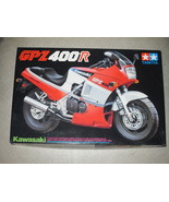 1985 Tamiya Model Kit Kawasaki GPZ400R   1/12 Scale - $17.99