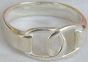Du silver ring