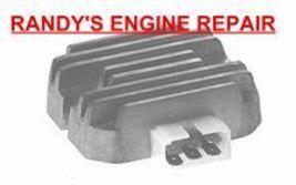 Voltage Regulator Fit Kawasaki Engine Fc400 Fc420 Fc540 21066 2056 New - $105.99