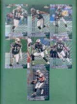 1999 Finest New York Jets Football Team Set  - $2.00