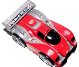 Red Kids Toy Car Shifters Tech Mattel Inc DC Comics 2005 Collectible Model - $1.31