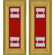 Mini Genuine U.S Army Shoulder Strap: Captain Artillery - $46.51