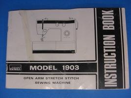 Montgomery WARD Open Arm Stretch Stitch Model 1903  - $18.99