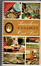 The Laura Secord Canadian Cook Book 1966 - $8.50