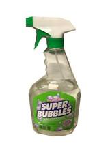 An item in the Home & Garden category: Fresh Scent - Super Bubbles Soap Scum Remover 32 FL Oz